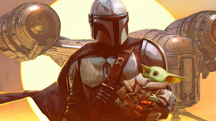 art of mandalorian tall 0990