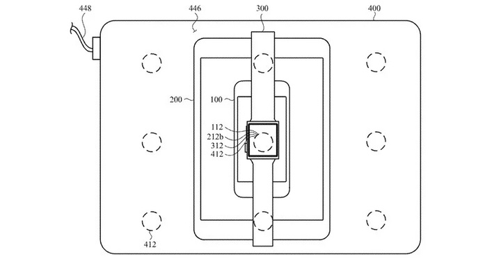 device inductive charging patent all devices
