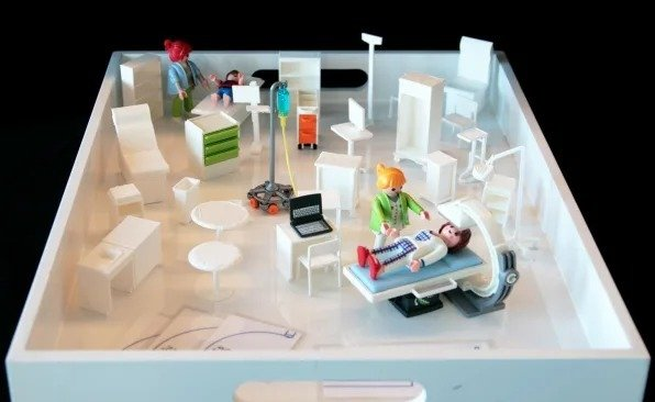 02 architects are using playmobil to redesign