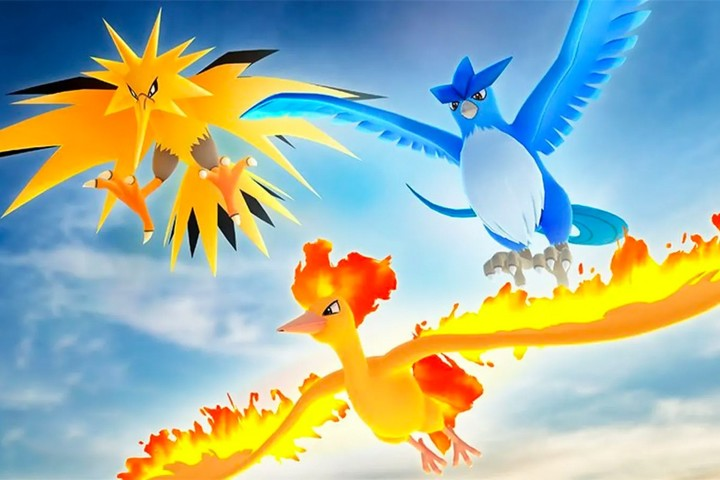 pokemon articuno moltres zapdos three newly discovered insects scientific names info 1