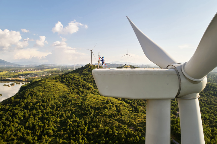 Apple Accelerates Renewable Efforts in China The Concord Jing Tang Wind Farm 03312021