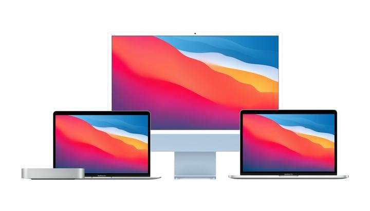 Apple Mac family