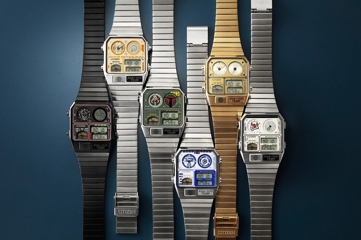 citizen set to drop every star wars themed watch you will ever need 1