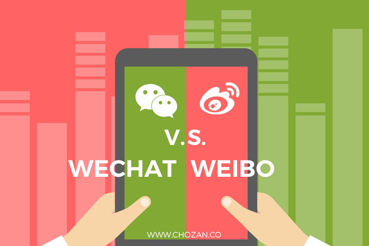 WeChat VS Weibo What Are The Differences